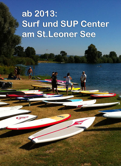 Surf und SUP Center St.Leoner See