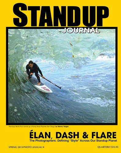 Standup Journal - 2013 Spring Issue<br>Elan, Dash & Flare