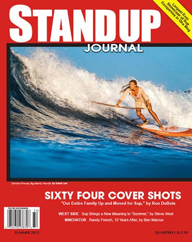 Standup Journal - 2013 Summer Issue<br>Sixty Four Cover Shots