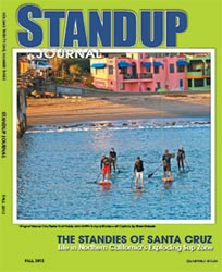 Standup Journal - 2013 Fall Issue<br>Standies of Santa Cruz