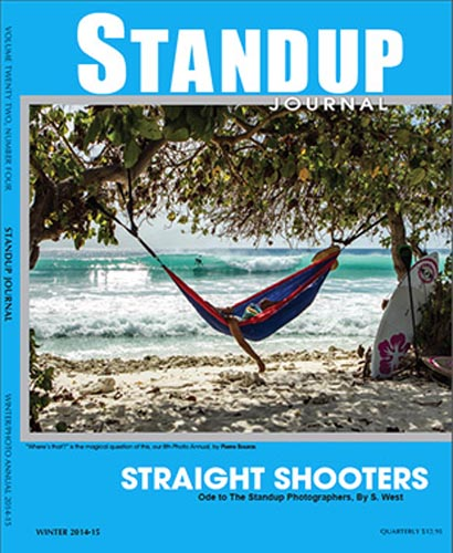 Standup Journal - 2014-15 Winter Issue<br>Straight Shooters - 8th Photo Annual