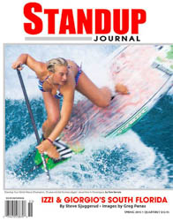 Standup Journal - 2015 Spring Issue<br>Izzi & Giorgio´s South Florida