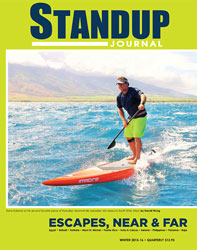 Standup Journal - 2015-16 Winter Issue<br>Escapes, Near and Far