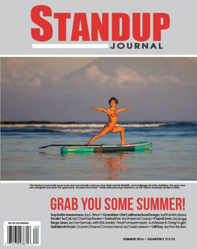 Standup Journal - 2016 Summer Issue<br>Grab You Some Summer!