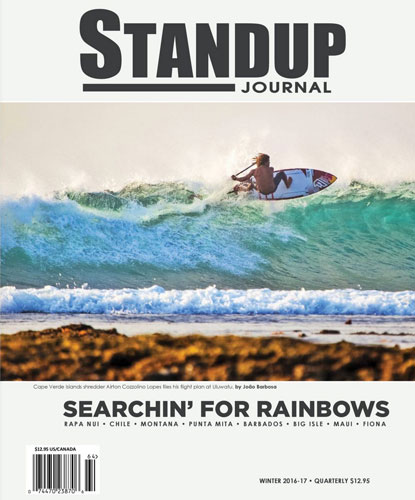 Standup Journal - 2016 Winter Issue<br>Searchin' For Rainbows