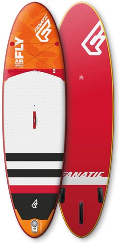 Fanatic - Fly Air Premium 10'8''