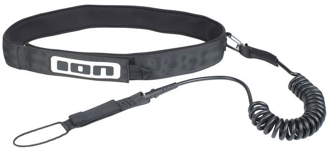 Ion - SUP Core Leash RACE 2.0 coiled hipbelt