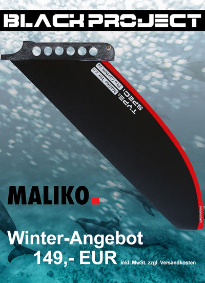Winter-Angebot Black Project Maliko V2