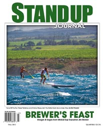 Standup Journal - 2012 Fall Issue<br>Brewer´s Feast