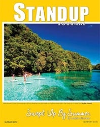 Standup Journal - 2014 Summer Issue<br>Swept Up By Summer