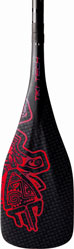 Starboard - Bolt Tiki Tech M Red<br>Hybrid Carbon 2pcs Adjustable