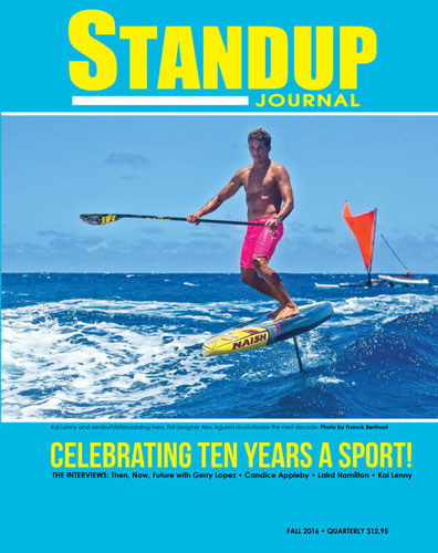 Standup Journal - 2016 Fall Issue<br>Celebrating Ten Years A Sport