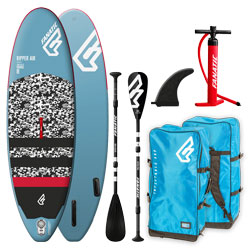 Fanatic - Set Ripper Air 7'10''<br>mit Pure Adj. 3-Piece