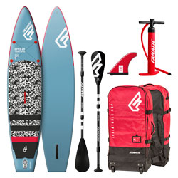 Fanatic - Set Ripper Air Touring 10'0''<br>mit Pure Adj. 3-Piece